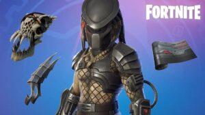 Unlock Fortnite Predator Skin