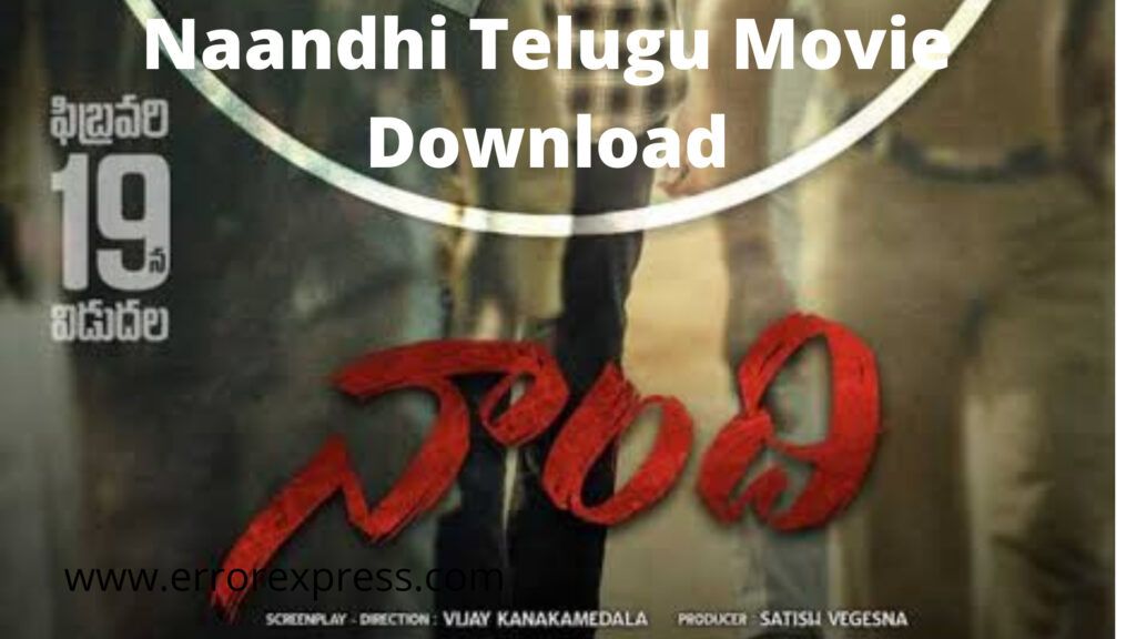 Download Naandhi Movie HD Telugu | Movierulz Link