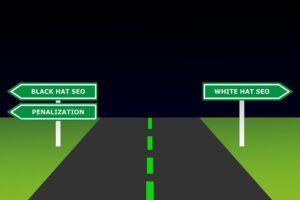 Types of hackers : black hat vs white hat
