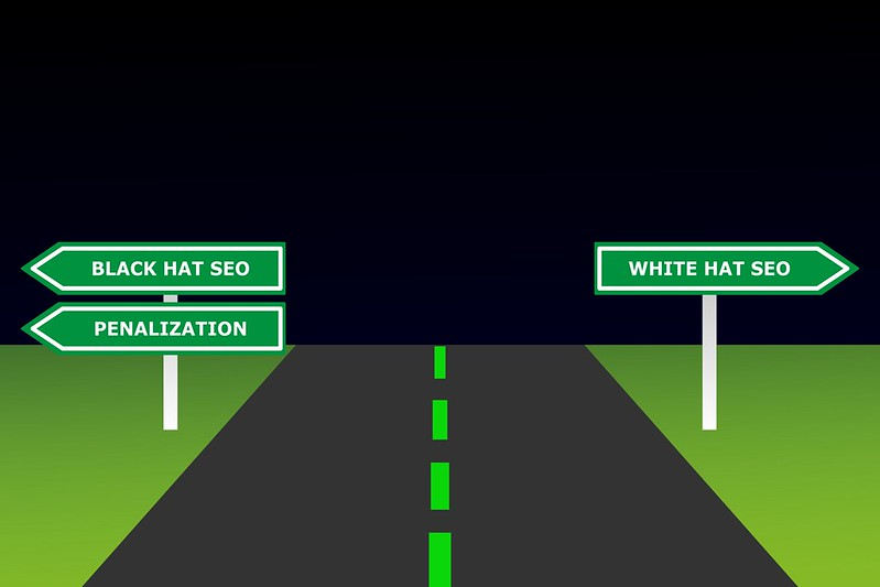 Types of hackers : black hat vs white hat