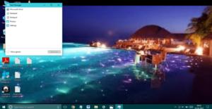 Windows Explorer in windows 10