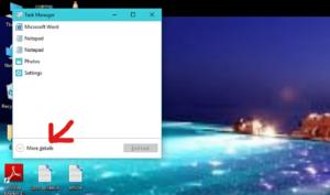 More details option in windows explorer