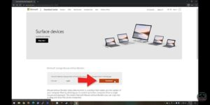 download page for microsoft garage mouse without borders