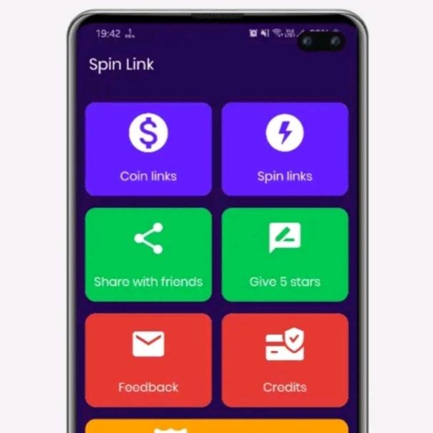 Screenshot of App Interface