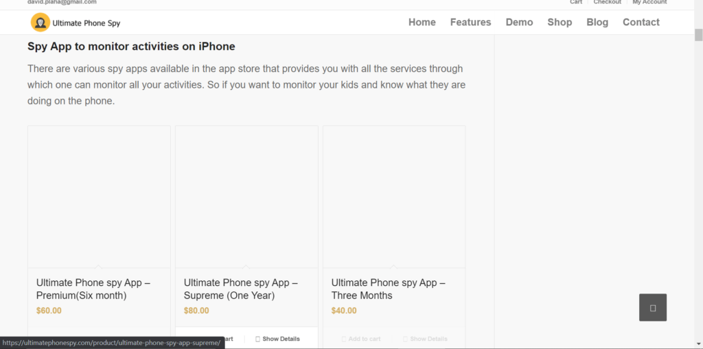 Ultimate phone spy hacking application