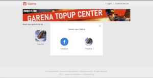 Gameskharido.in official diamond top up website