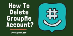 How To Delete GroupMe Account