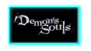 Logo of Demon's Soul