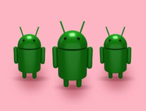 Android Mobile Phone Logo