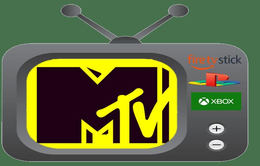 MTV Firestick Logo