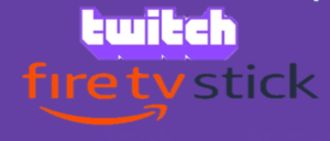Twitch Fire TV Stick LOGO