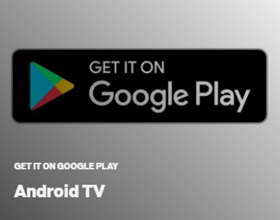 Google Play Android TV Logo