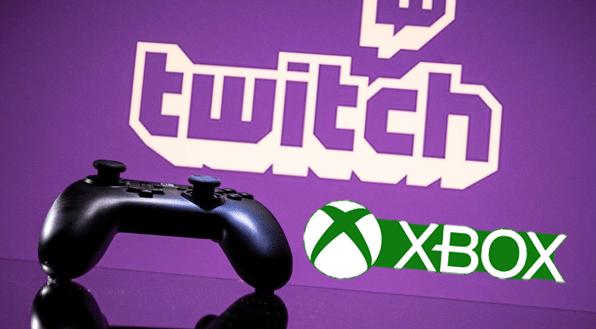 Twitch XBOX Logo