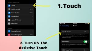 Assistive Touch: Adjust Volume Without Power Button